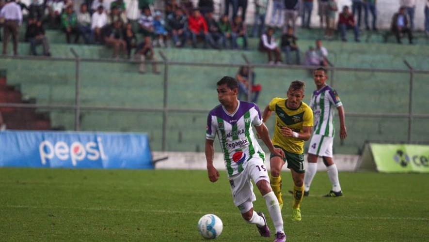 Partido de Antigua vs Petapa por el Torneo Clausura | Febrero 2017