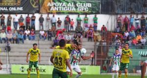Antigua vs Petapa 2017