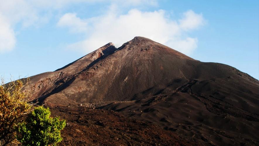 Ascenso al volcán de Pacaya con Jaime Viñals | Febrero 2017