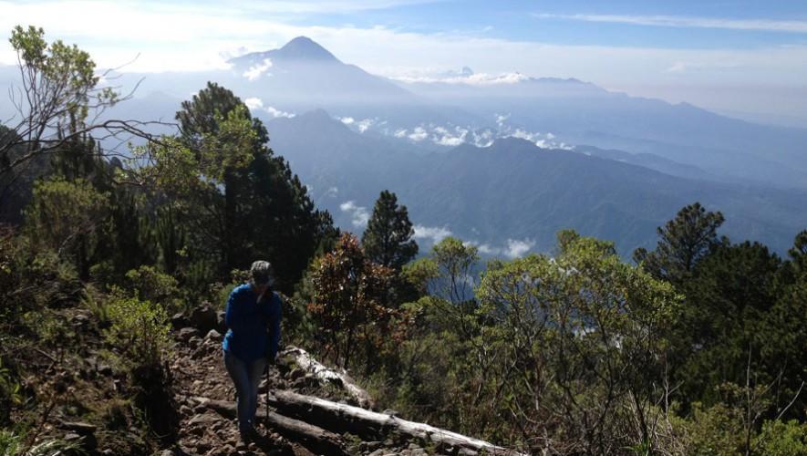 Ascenso al Volcán Tacaná por K'ashem | Febrero 2017