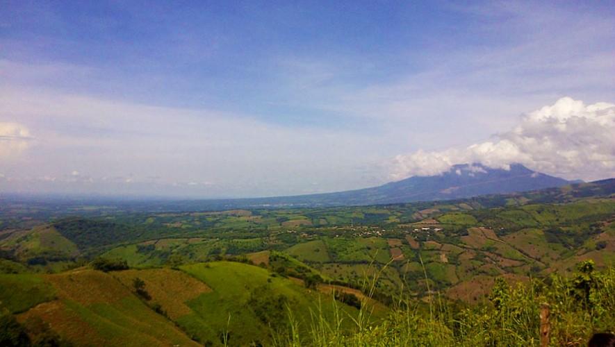 Ascenso a 5 volcanes de Oriente por Go2guate | Marzo 2017