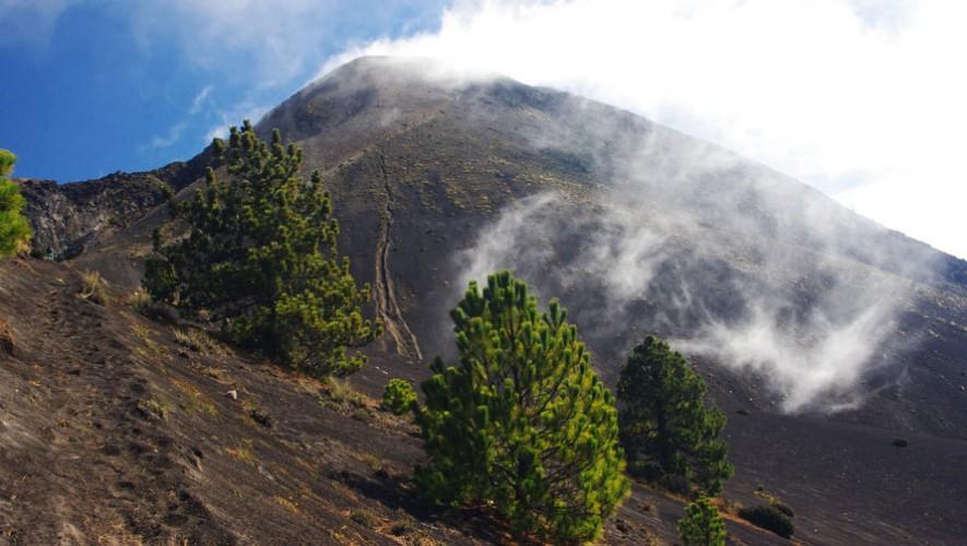 Ascenso y campamento al volcán Acatenango | Febrero 2017