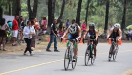 La primera competencia de triatlón se realizará en la Escuela Politécnica. (Foto: Robertito Morales)