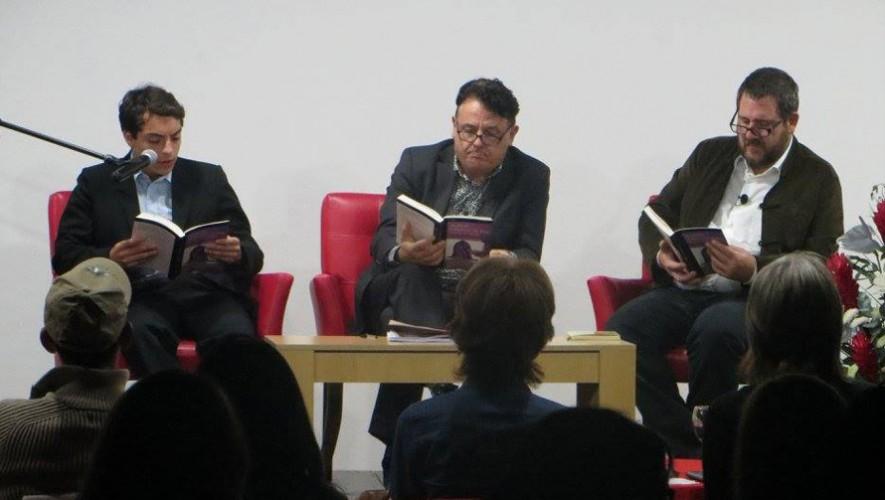 Cabaret Literario en la Alianza Francesa de Guatemala | Febrero 2017