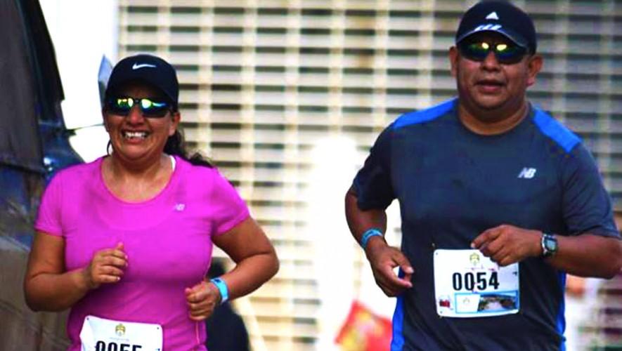 Carrera 5K Empareja2 en Coatepeque | Febrero 2017