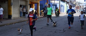 carrera en coatepeque
