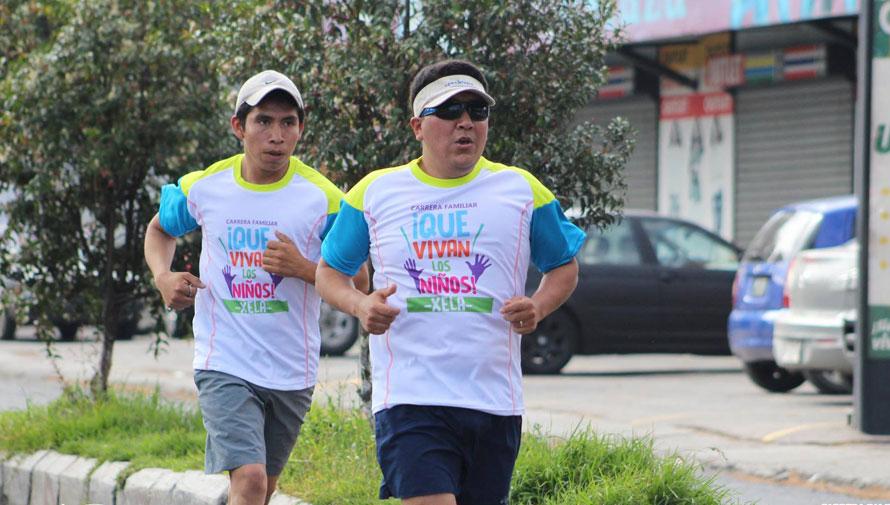 Carrera Familiar en Coatepeque