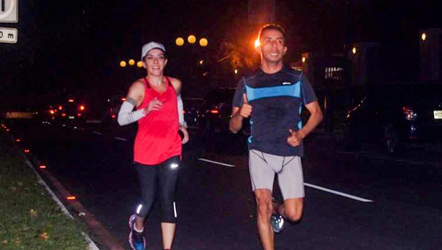 Carrera Nocturna 5K en Retalhuleu | Marzo 2017