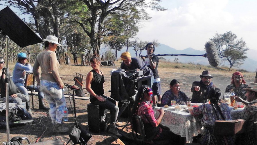 Casting para película guatemalteca en Centro Cultural Casa No'j, Quetzaltenango | Febrero 2017