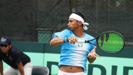 La raqueta número 1 de Guatemala ya se encuentra en Turquía para disputar sus primeras competencias del año. (Foto: COG)