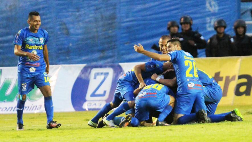 Partido de Cobán vs Malacateco por el Torneo Clausura | Febrero 2017