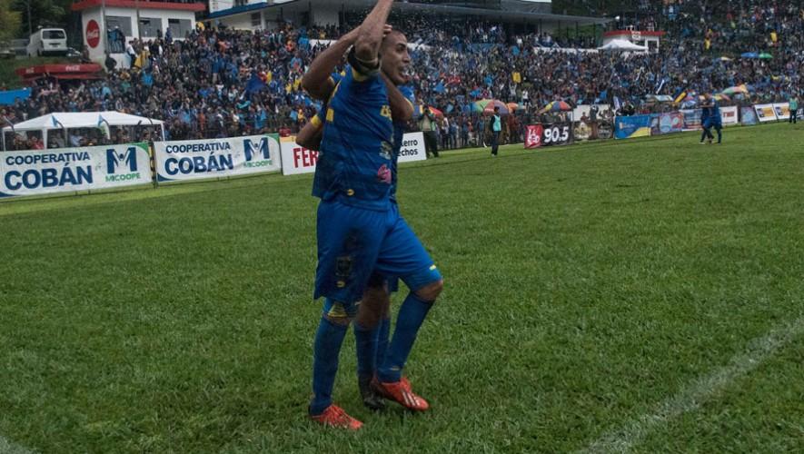 Partido de Cobán vs Suchitepéquez por el Torneo Clausura | Febrero 2017