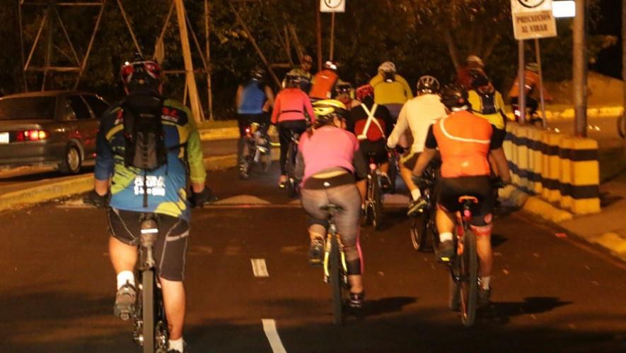 "Colazo nocturno en bicicleta ""Lobezno para Primerizos"" | Febrero 2017"