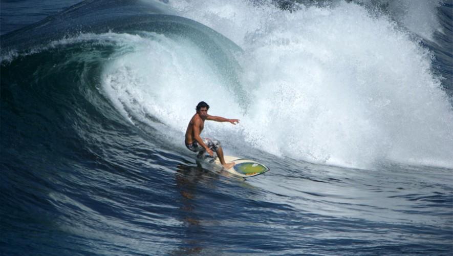 Te explicamos el proceso para federarte en la Asociación de Surf de Guatemala. (Foto: Guatemala Tourism)