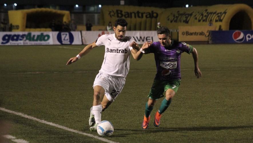 Partido de Comunicaciones vs Antigua por el Torneo Clausura | Febrero 2017