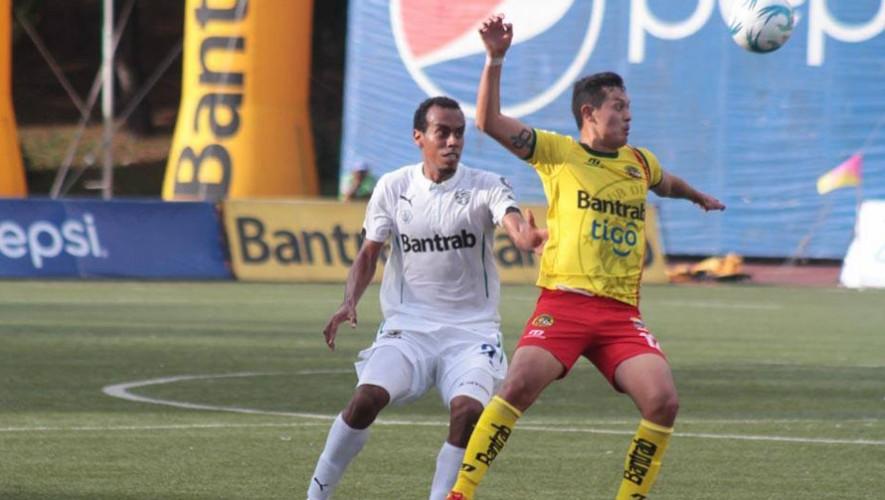 Partido de Comunicaciones vs Marquense por el Torneo Clausura | Febrero 2017
