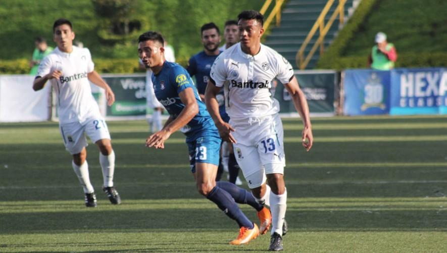 Partido de Comunicaciones vs Mictlán por el Torneo Clausura   Febrero 2017