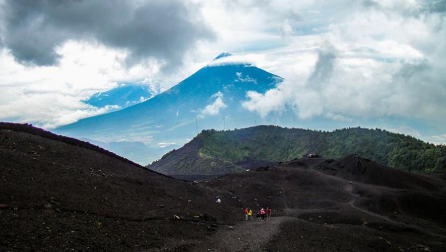 Expedición y campamento en el Volcán de Pacaya | Marzo 2017