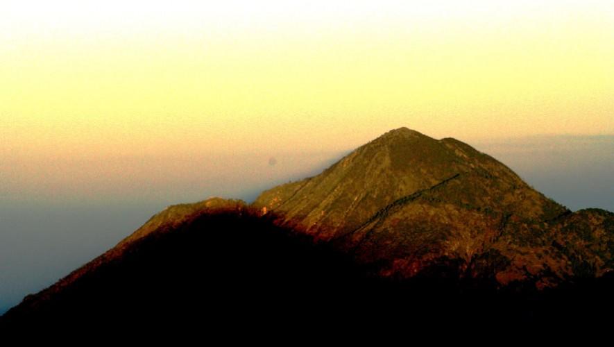 Expedición al volcán Tacaná por Ruta 2 | Febrero 2017