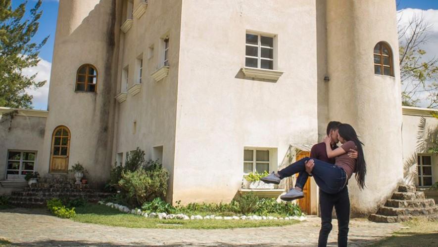 Viaje para parejas al viñedo Chateau Defay, Antigua Guatemala | Febrero 2017