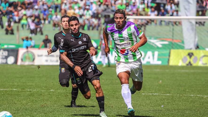 Cremas y Antigüeños disputarán el encuentra más importante de la jornada 6 del fútbol guatemalteco. (Foto: Antigua GFC)