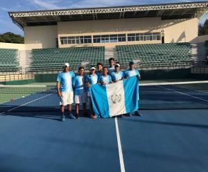 (Foto: Federación Nacional de Tenis de Campo Guatemala)