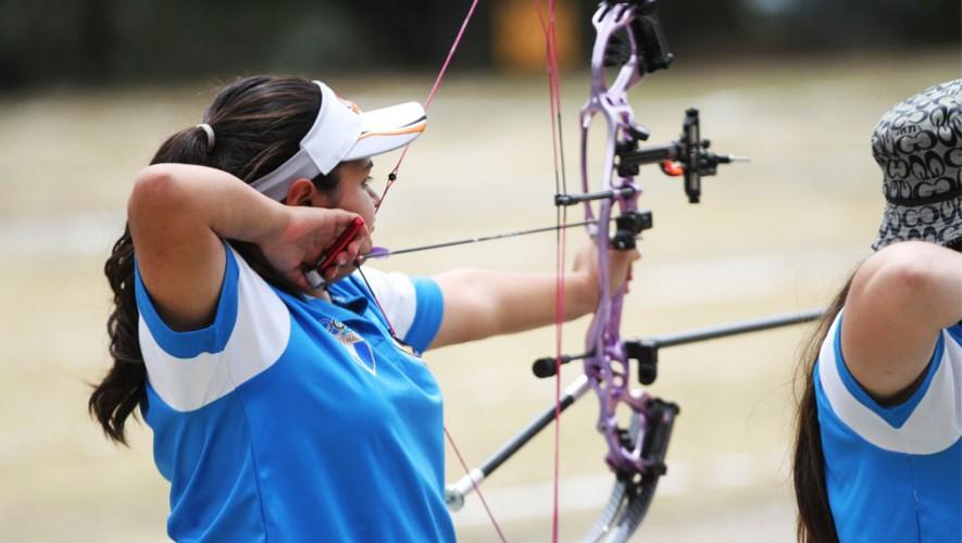 Esta competencia marcará el inicio del Ciclo Olímpico para el tiro con arco de Guatemala. (Foto: COG)
