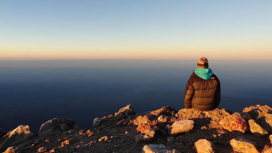 En febrero podrás disfrutar de las mejores vistas que puedes encontrar en Guatemala. (Foto: Singa Hitam)