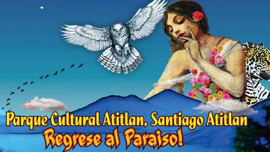 Festival Atitlán a beneficio del Parque Cultural| Marzo 2017