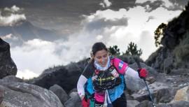 Gabriela Molina completó la carrera de trail más exigente de Centroamérica. (Foto: José Burgos Fotografía)