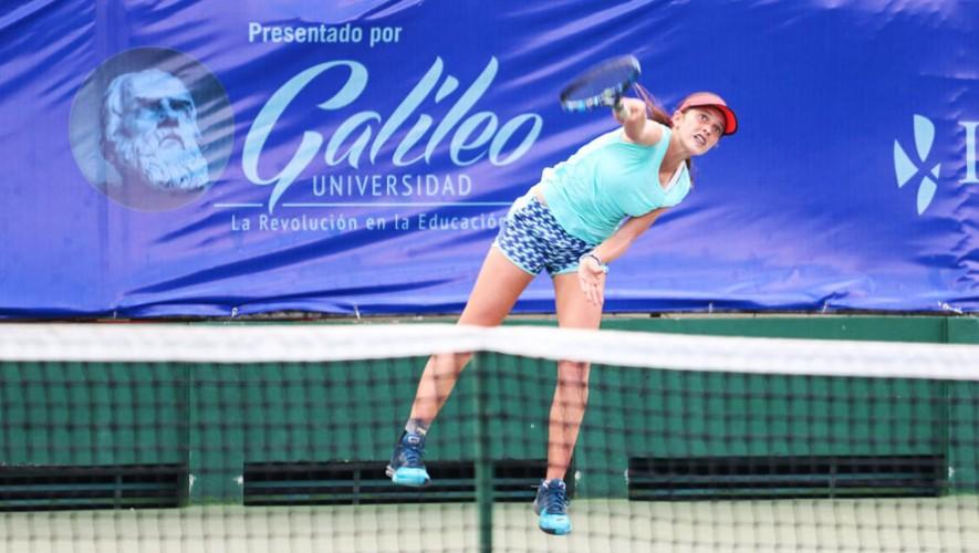 Rivera buscará hacer historia y convertirse en la primera guatemalteca en ganar este torneo. (Foto: Javier Herrera/Rackets & Golf)