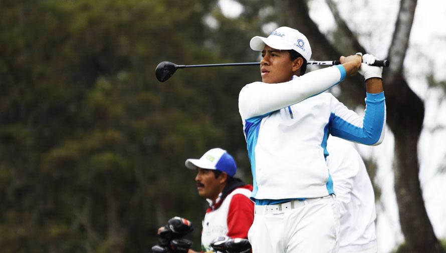 Guatemala en el Centroamericano de Golf 2017