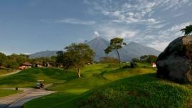 El Campo Fuego Maya, de la Reunión Golf Resort, será el escenario principal para celebrar el Guatemala Stella Artois Open. (Foto: PGA TOUR Latinoamérica)