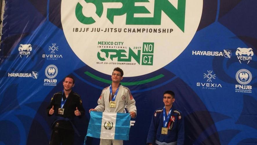 Luis González - Mexico Open