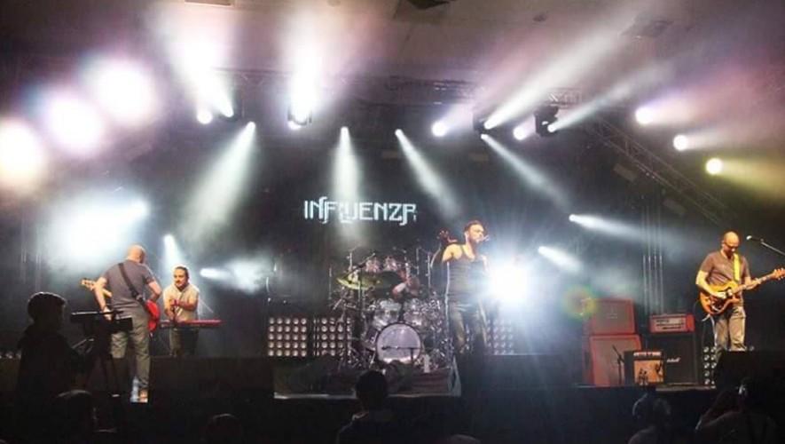 Concierto Rock GT en el Teatro Variedades zona 1 | Febrero 2017