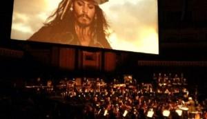 Sinfonía de Película en el Teatro Dick Smith en zona 4 | Febrero 2017