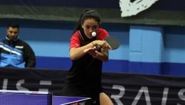 Lucía Cordero fue la atleta más destacada del Campeonato al ganar el primer lugar en todas las pruebas que disputó. (Foto: CDAG)