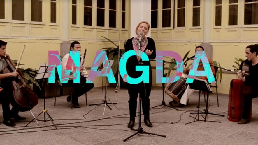 Taller Canto de Poder con Magda Angélica, en Trovajazz | Marzo 2017