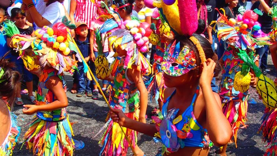 El 28 de febrero se celebra Carnaval en Guatemala, aquí todas las actividades del día. (Foto: MaggiemWoo)