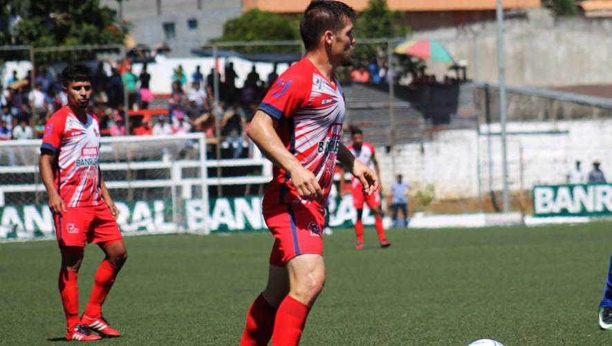 Partido de Malacateco vs Marquense por Torneo Clausura | Febrero 2017