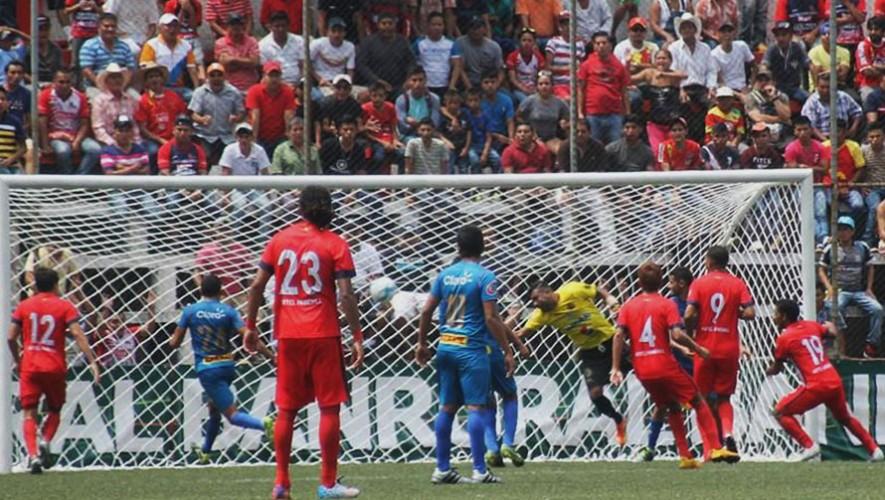 Partido de Malacateco vs Municipal por el Torneo Clausura | Febrero 2017