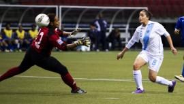 Monterroso será la tercera guatemalteca en toda la historia en jugar con un equipo extranjero. (Foto: Rich Lam)