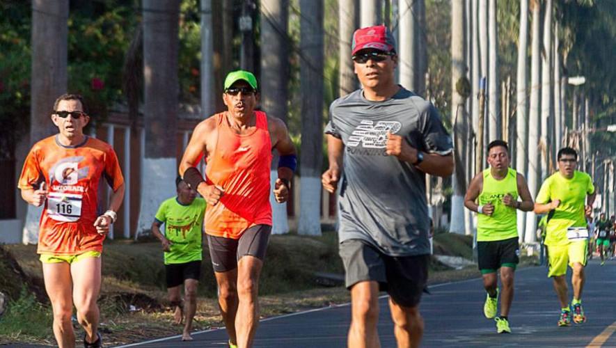 Media Maratón 21K Guatemágica en Retalhuleu | Marzo 2017