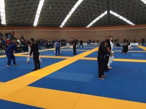 Centro de Alto Rendimiento de México, sede de la competencia. (Foto: IBJJF)