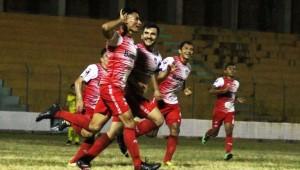 Partido de Mictlán vs Cobán por el Torneo Clausura | Febrero 2017