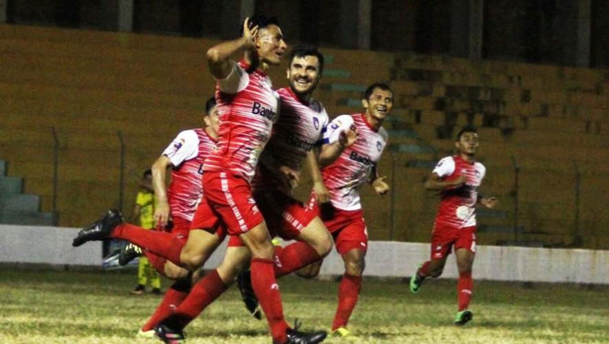 Partido de Mictlán vs Cobán por el Torneo Clausura   Febrero 2017