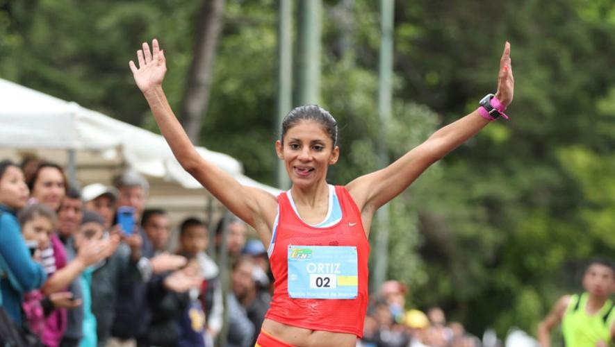 Mirna Ortiz gana bronce en Campeonato de Marcha 2017 en