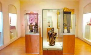 Visita guiada en Museo Arquidiocesano de Santiago de Guatemala