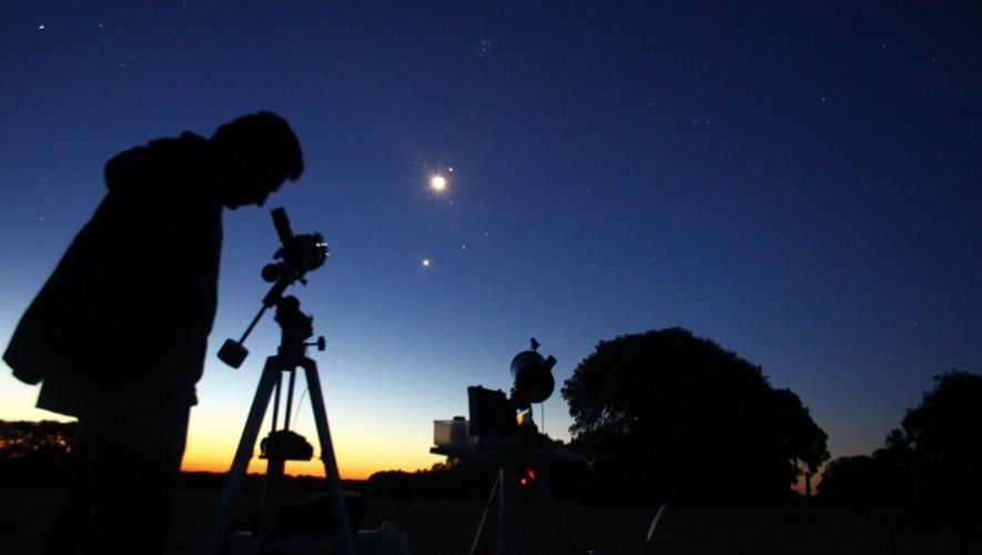 Noche Astral en Museo Miraflores para ver el eclipse penumbral de Luna | Febrero 2017