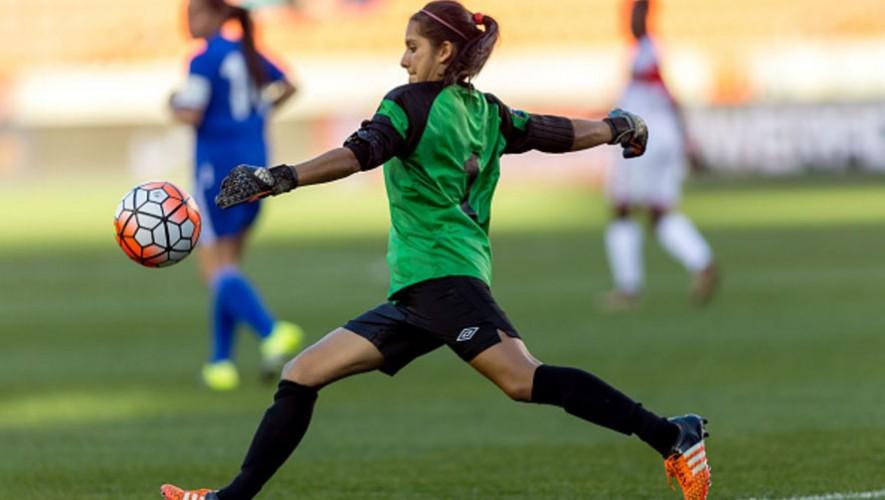 Noemy se convirtió en la segunda legendaria del fútbol femenino, tras Ana Lucía Martínez y su fichaje por varios clubes españoles. (Foto: Icon Sports Wire)